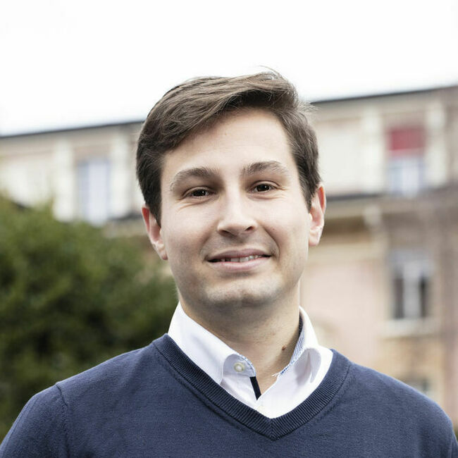Nicolas Reymond
