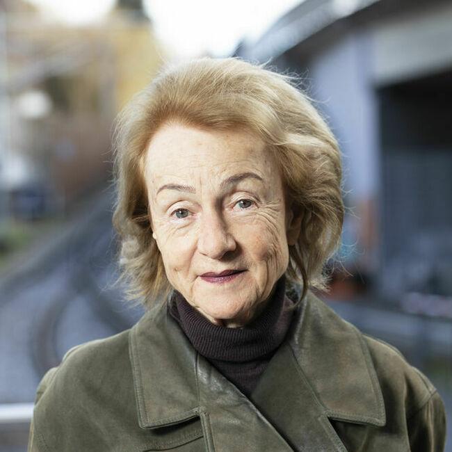 Arlette Hesser-Dutoit